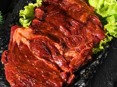 炭之家烤肉飘香大片肉