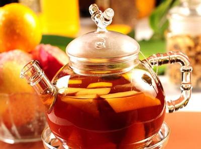 零度空间新鲜水果茶