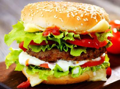 派客汉堡加盟菜品