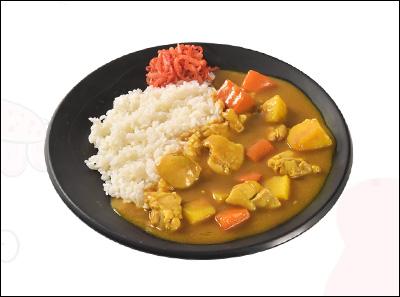 掌上韩品韩式咖喱鸡肉饭