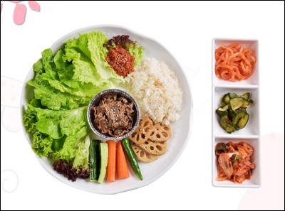 掌上韩品韩式烤肉套餐