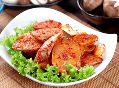 韩盛古法烤肉加盟