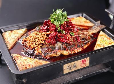 探鱼重庆豆花烤鱼