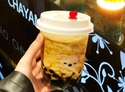 京茶山手作茶物加盟饮品