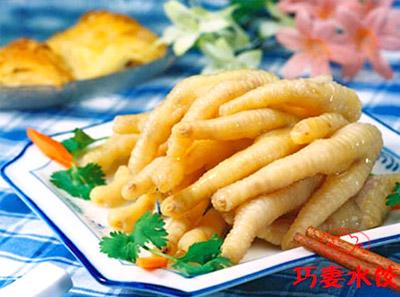 巧妻水饺加盟菜品