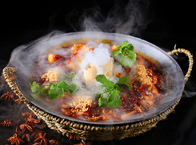 巴九门老火锅加盟菜品