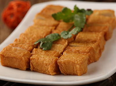 一麻一辣鱼豆腐