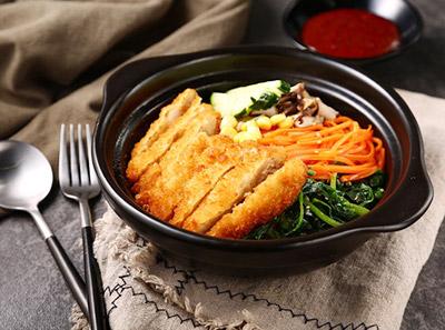 鸡鲜生加盟菜品