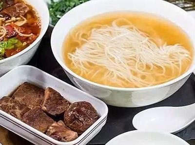 台湾牛爸爸牛肉面加盟