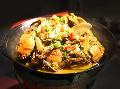 文和友老长沙龙虾馆加盟菜品