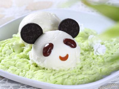 小姑娘冰淇淋加盟甜品