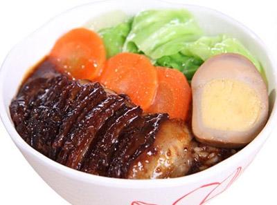 嘉和一品老北京扣肉饭