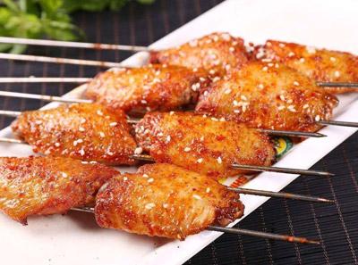 疯狂烤翅加盟菜品