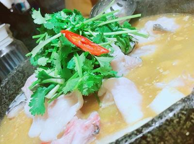 芷鱼加盟菜品