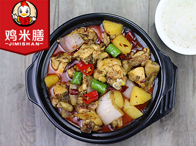 鸡米膳黄焖鸡加盟菜品