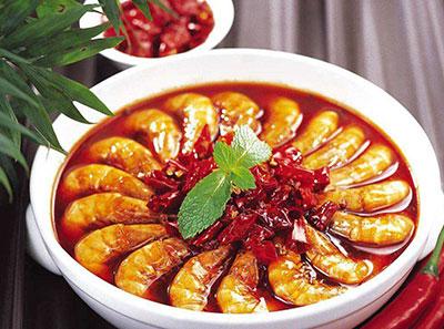 翻转森林火锅加盟菜品