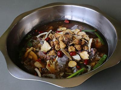 福滇园煳辣鱼火锅