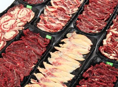 领鲜潮牛潮汕牛肉火锅现切牛肉