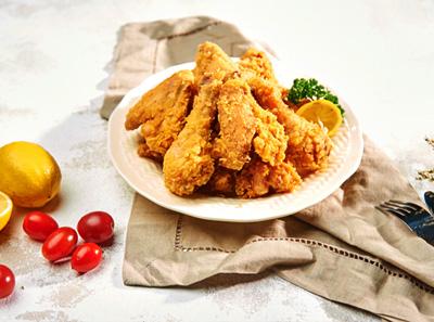 比奇雅韩国炸鸡比萨