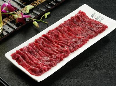 汕锦记生鲜牛肉馆鲜牛肉