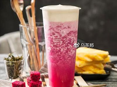 乌茶邦奶茶加盟品牌