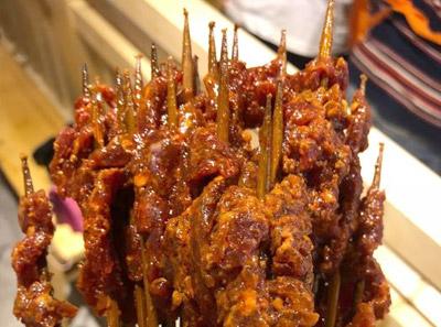 串掌门砂锅串串香加盟菜品