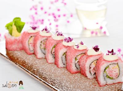 萨门小町寿司加盟品牌