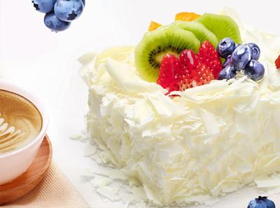 欧文蛋糕店连锁品牌展示