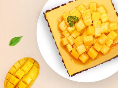 欧文蛋糕店品牌