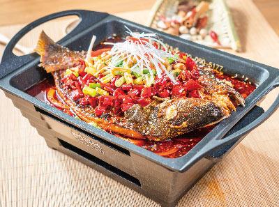 酸小七果味酸菜鱼加盟品牌