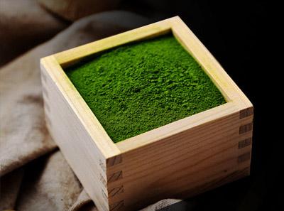 啸月抹茶加盟产品