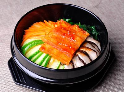 韩客莱-五花肉拌饭