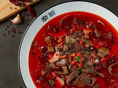 奈哥酸菜鱼加盟菜品