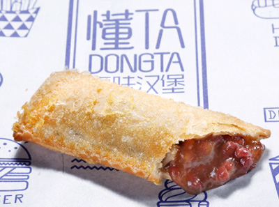 懂TA真味汉堡加盟