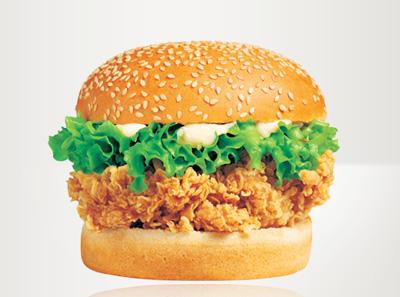 麦克思汉堡加盟产品