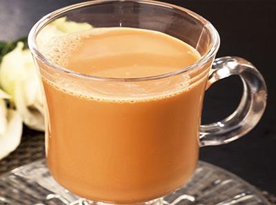 避风塘招牌港式热奶茶