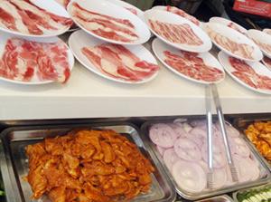 汉丽轩烧烤加盟