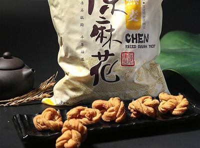 陈建平麻花加盟产品