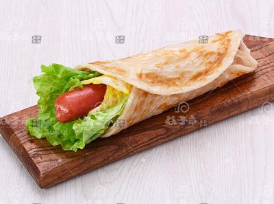 谷子帝五谷煎饼加盟品牌