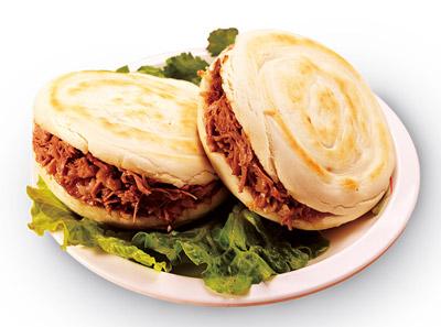 二妮菜煎饼加盟菜品