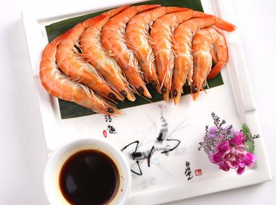 新白鹿南美甜虾