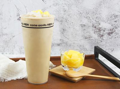 卡旺卡奶茶加盟产品