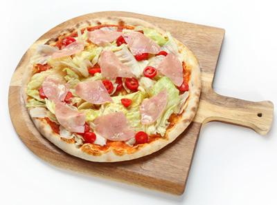 意纯意式培根沙拉披萨