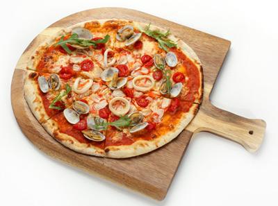 意纯意式玛勒海鲜披萨
