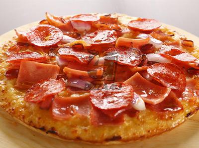 4u披萨疯狂肉食者披萨