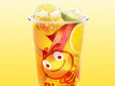 缤果鲜茶加盟品牌