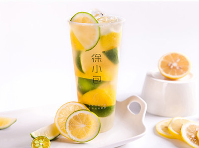 徐小包奶茶加盟