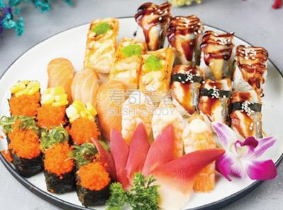 寿司老爸加盟菜品