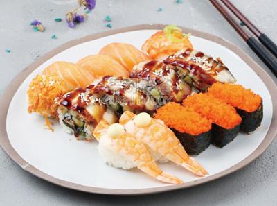 寿司老爸加盟品牌