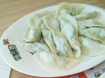福来妻水饺加盟菜品